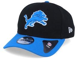 Detroit Lions The League 9Forty Black/Blue Adjustable - New Era