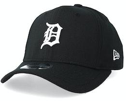 Detroit Tigers Stretch Snap 9Fifty Black/White Snapback- New Era