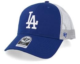 Los Angeles Dodgers Branson 47 Mvp Royal/White Trucker - 47 Brand