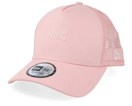 NYC Seasonal Pink Trucker - New Era