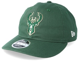 Milwaukee Bucks  Rc 9Fifty Green Adjustable - New Era