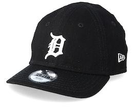 Kids Detroit Tigers League Essential 9Forty Infant Black/White Adjustable - New Era