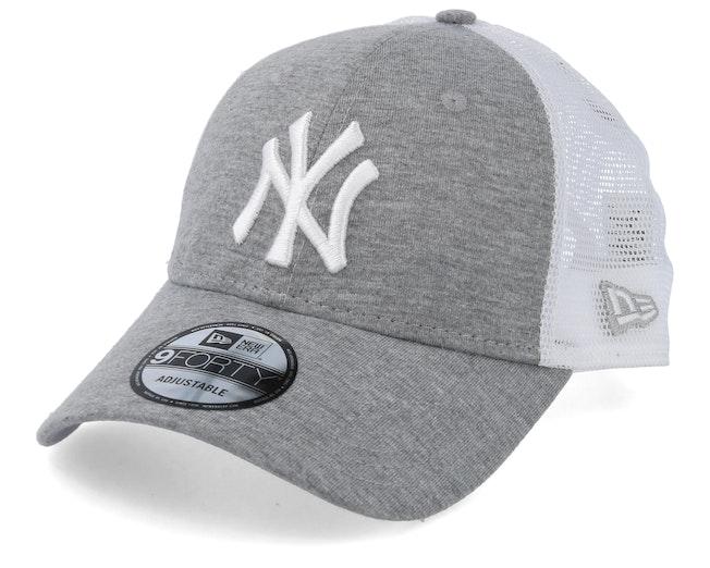 New York Yankees Summer League 9Forty Grey/White Trucker - New Era