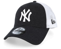 New York Yankees Summer League 9Forty Black/White Trucker - New Era