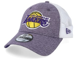 LA Lakers Summer League 9Forty Purple/White Trucker - New Era