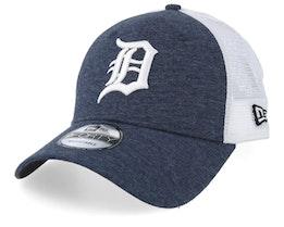 Detroit Tigers Summer League 9Forty Navy/White Trucker - New Era