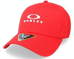 Stack Icon Ff Hat Red Line Flexfit - Oakley
