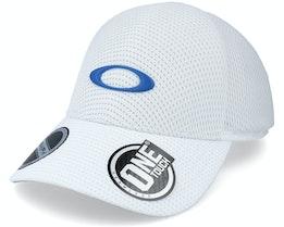Ellipse Thin Stripe Cap White Adjustable - Oakley