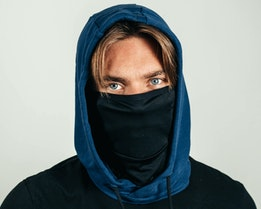 Mask Hooded Universal Blue Face Mask - Oakley