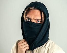 Mask Hooded Blackout Face Mask - Oakley