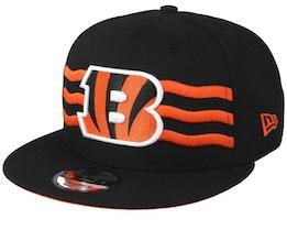 Cincinnati Bengals 9Fifty NFL Draft 2019 Black Snapback - New Era