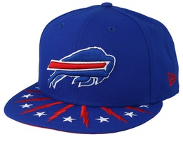 Buffalo Bills 9Fifty NFL Draft 2019 Blue Snapback - New Era