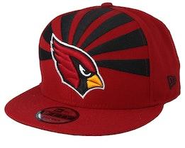 Arizona Cardinals 9Fifty NFL Draft 2019 Red Snapback - New Era