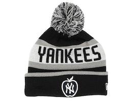 Kids New York Yankees Jake Apple Navy/White Pom - New Era