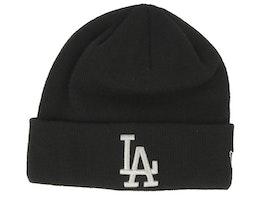 Los Angeles Dodgers Essential Black/Grey Cuff - New Era