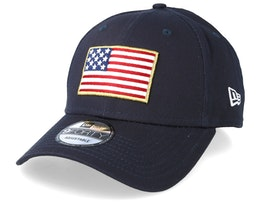 Flag Pack 9Forty Navy Adjustable - New Era