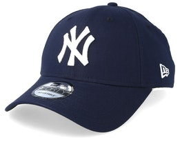 New York Yankees Chambray League 9Forty Navy Adjustable - New Era