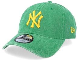 New York Yankees 9Twenty Washed Green/Yellow Adjustable - New Era