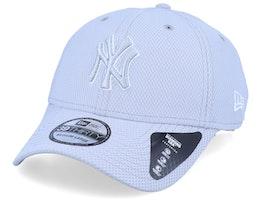 New York Yankees Stretch Tech Pop 39Thirty Grey Flexfit - New Era