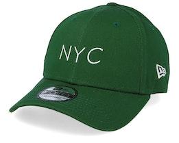 NYC Seasonal 9Forty Green Adjustable - New Era