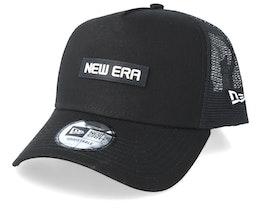 Tech Trucker Black/Black Trucker - New Era
