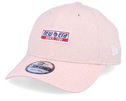 Retro Block Pink 9Forty Adjustable - New Era