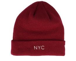 NYC Knit Cardinal Cuff - New Era