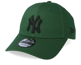 NY Yankees League Essential 9Forty Green/Black Adjustable - New Era