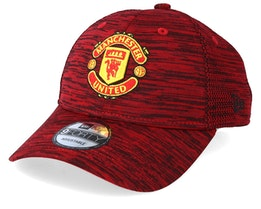 Manchester United Fall 19 Engineered 9Forty Red Adjustable - New Era