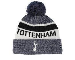 Tottenham Hotspur Fall 19 Jake Knit Navy/White Pom - New Era