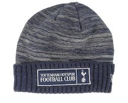 Tottenham Hotspur Fall 19 Marl Fleck PTC Navy Cuff - New Era