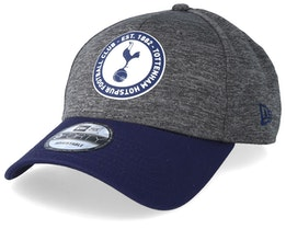 Tottenham Hotspur Fall 19 Jersey Crown Grey/Navy Adjustable - New Era