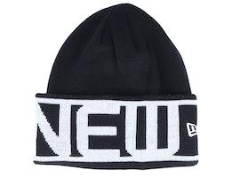 Cult New Era Black/White Cuff - New Era