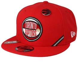 Toronto Raptors 19 NBA 9Fifty Draft Red Snapback - New Era