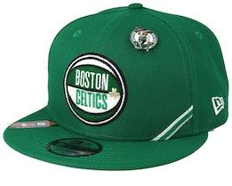 Boston Celtics 19 NBA 9Fifty Draft Green Snapback  - New Era