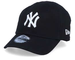 New York Yankees Essential Infant 9Forty Black/White Adjustable - New Era