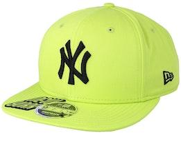 New York Yankees Hard Neon 9Fifty Green Snapback - New Era