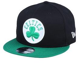 Boston Celtics 9Fifty Black/Green Snapback - New Era
