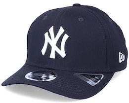New York Yankees Team Stretch 9Fifty Navy/White Adjustable - New Era