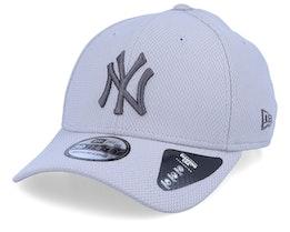 New York Yankees Team 39Thirty Grey/Grey Flexfit - New Era