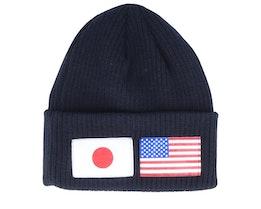 Flag Watch Navy Cuff - New Era