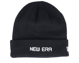 Essential Logo Black/White Cuff - New Era