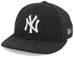 New York Yankees Tweed 9Fifty Green/White Strapback - New Era