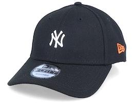New York Yankees Tour 9Forty Black/White/Orange Adjustable - New Era