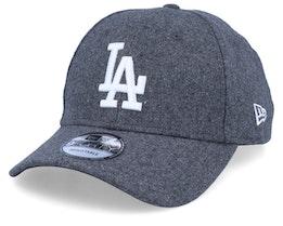 Los Angeles Dodgers Melton 9Forty Grey/White Adjustable - New Era