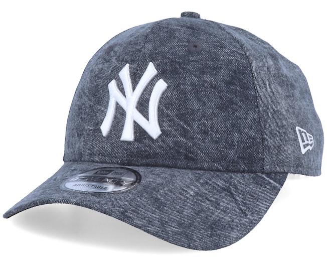 New York Yankees 9Twenty Denim Black Adjustable - New Era