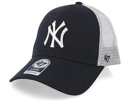 New York Yankees Malvern Wool 47 Mvp Trucker - 47 Brand
