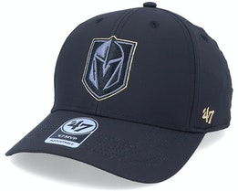 Vegas Golden Knights Mvp Momentum Black/Gold Adjustable - 47 Brand