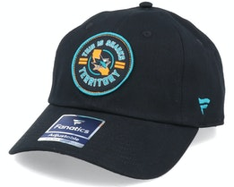 San Jose Sharks Hometown Black/Active Blue Adjustable - Fanatics