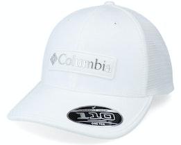 Tech Trail™ White 110 Trucker - Columbia